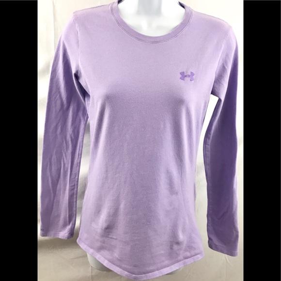 5b94578d Under Armour Shirt Long Sleeve women's XS